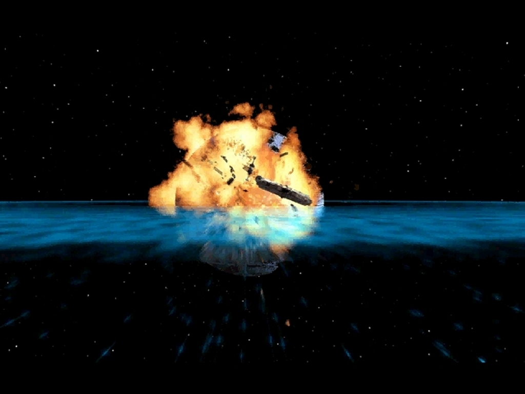Death Star Destroying Alderaan Destroys The Death Star