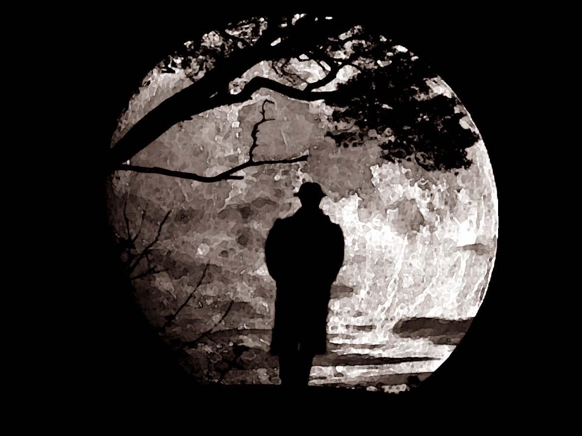 Man In A Long Black Coat | The Written Word