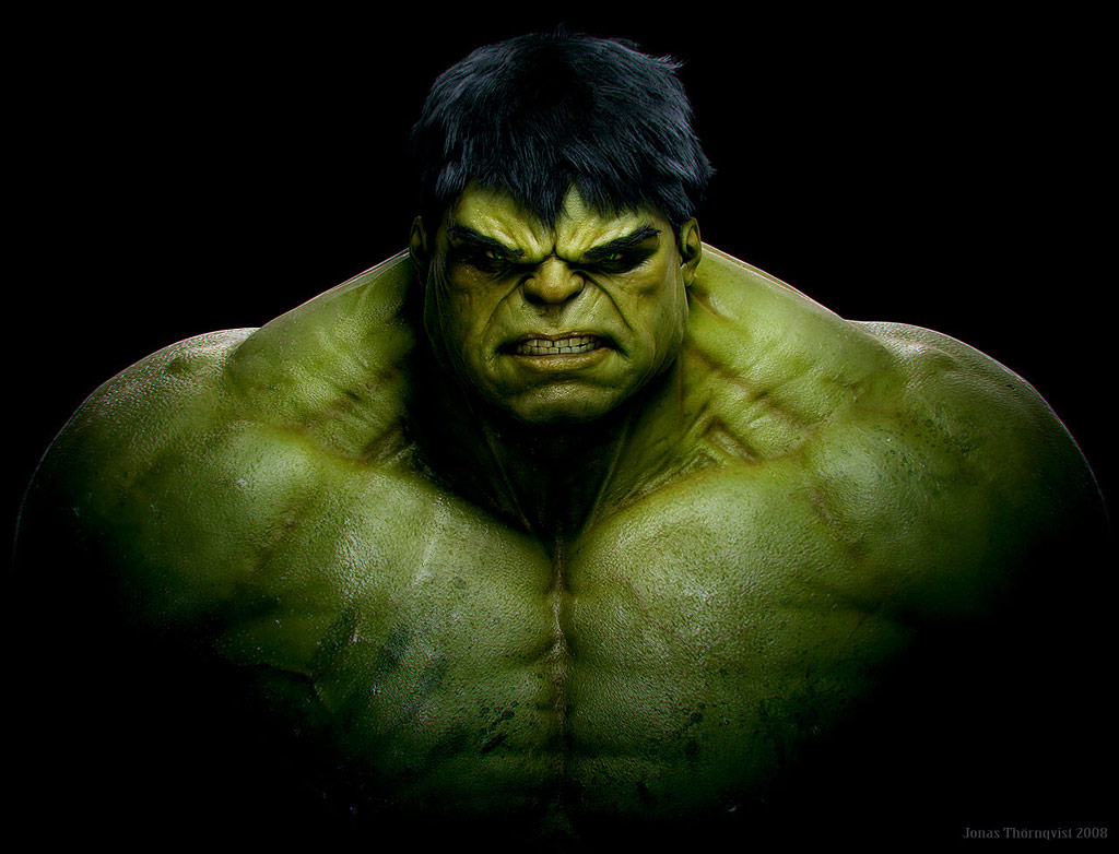 Comic Script Writing – If I Wrote The Hulk | The Written Word