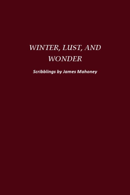 A Cover (Maroon) - Winter Lust and Wonder Promo Image