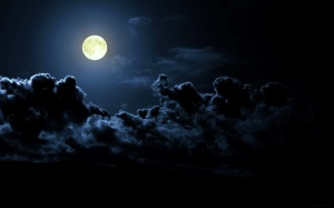 night-moon-dark-clouds-clouds-nature