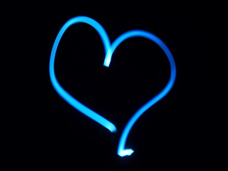 Heart_Light_Blue_Painting_by_anakin49170
