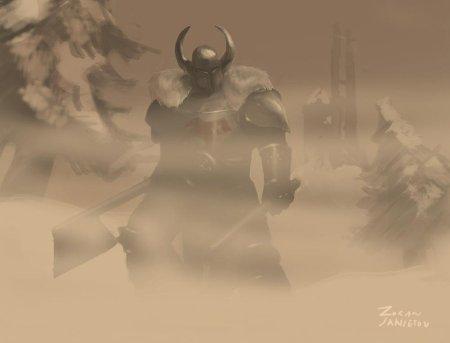 chaos_warrior_by_zondrak-d3d0w6q