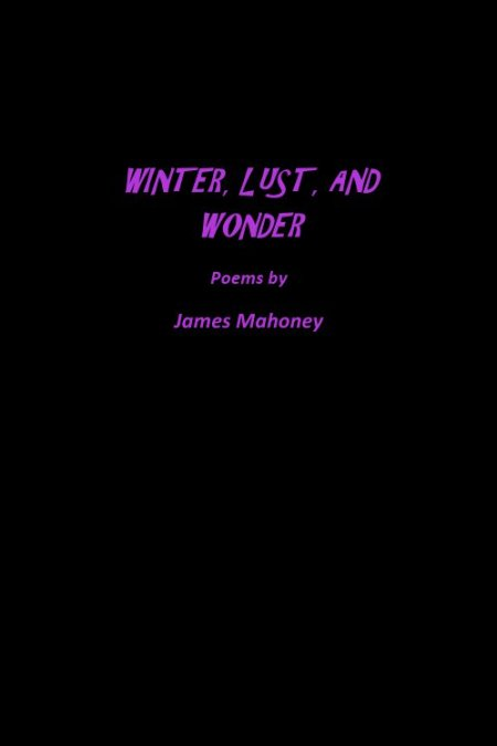 DarkJade - Cover (BlackandPurple) - Winter Lust and Wonder