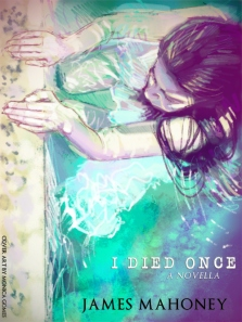 I Died Once Cover