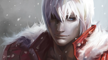 video games blue eyes devil may cry dante male white hair dantewontdie 1920x1080 wallpaper_wallpaperswa.com_80