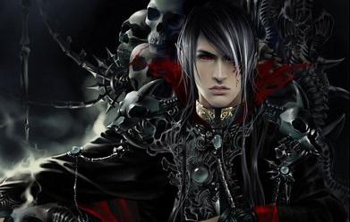 Anime Boy Vampire Jpg Night Of Blood