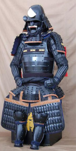 LP WJ Blue Samurai Armour