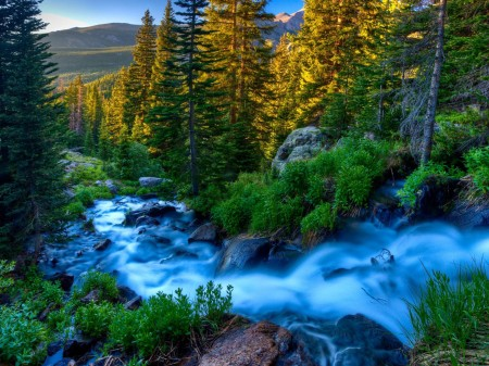 Peaceful River Wallpapers 1