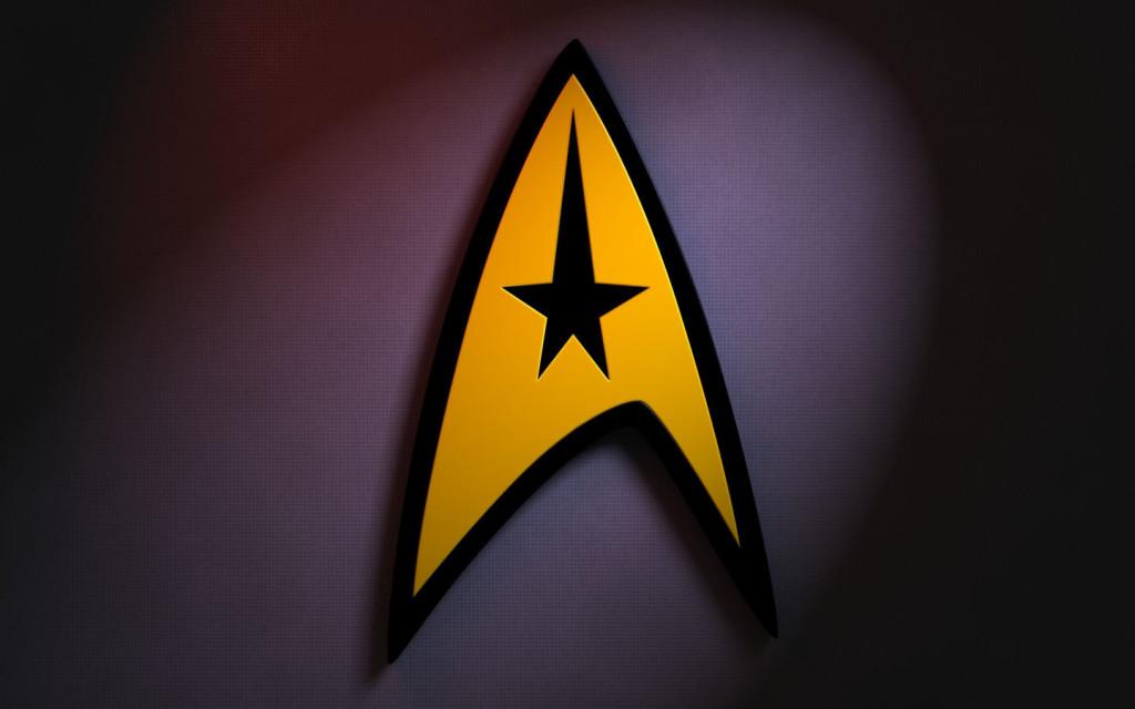 Original Star Trek Logo of The Original Star Trek