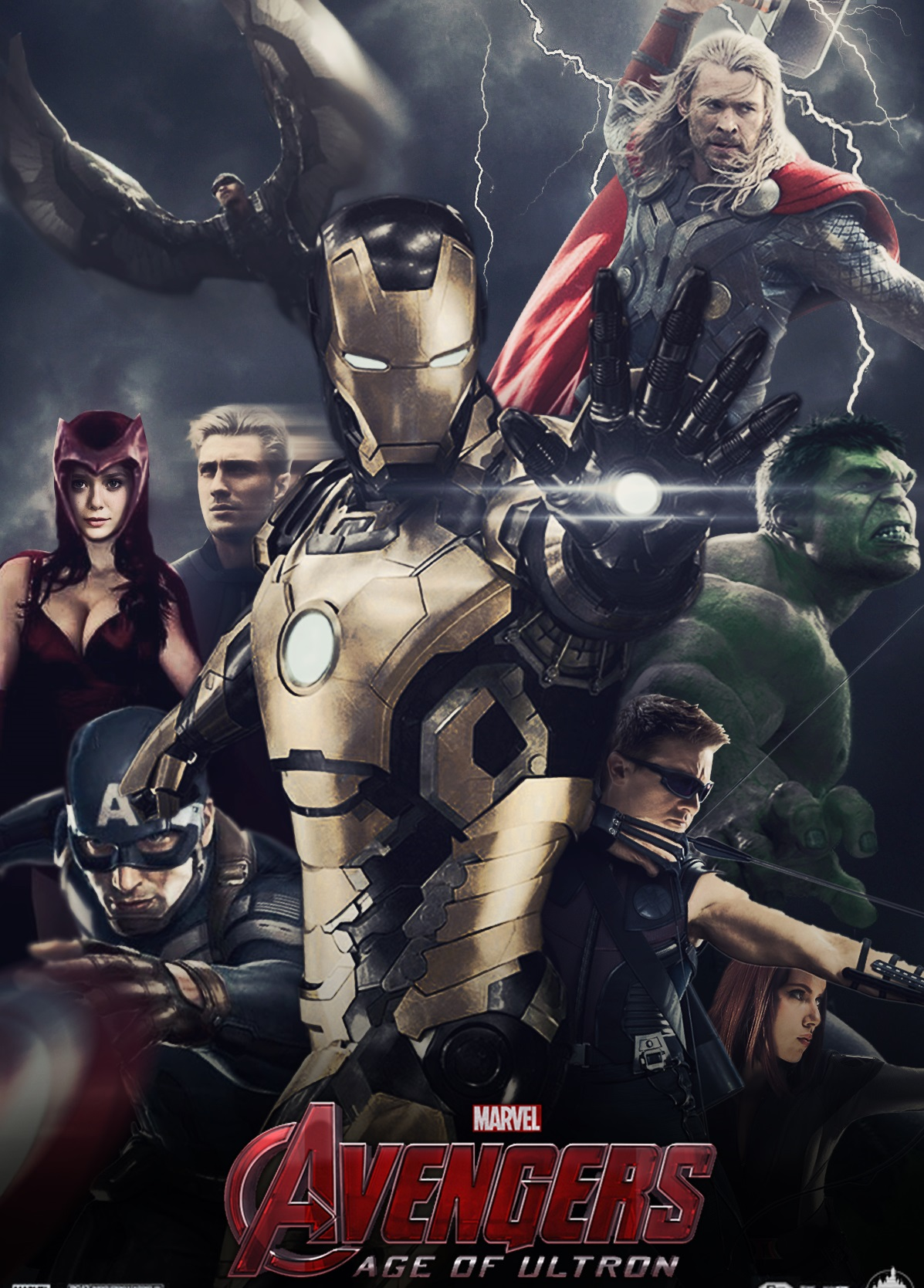 5 geek-out moments in 'Avengers: Age of Ultron' |Ultron Avengers Age Of Ultron