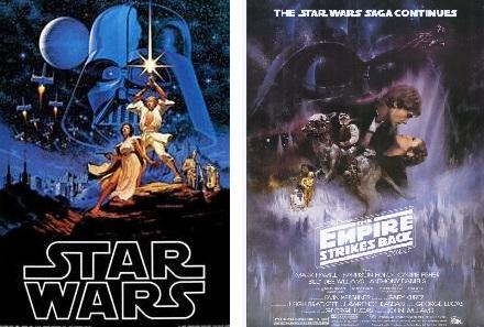 Star Wars Movie Poster 2