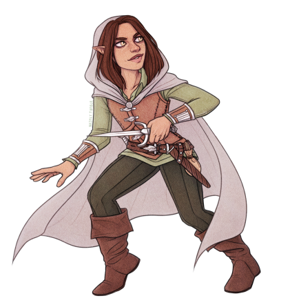 commission___dnd___lizaly_the_forest_gnome_rogue_by_naimly-da7puqp