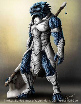 cdf30f81da455bc2dc3574d41ae5887b--blue-dragonborn-dragonborn-paladin