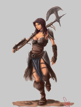 barbarian_girl_by_maiwand85-d6u3alz